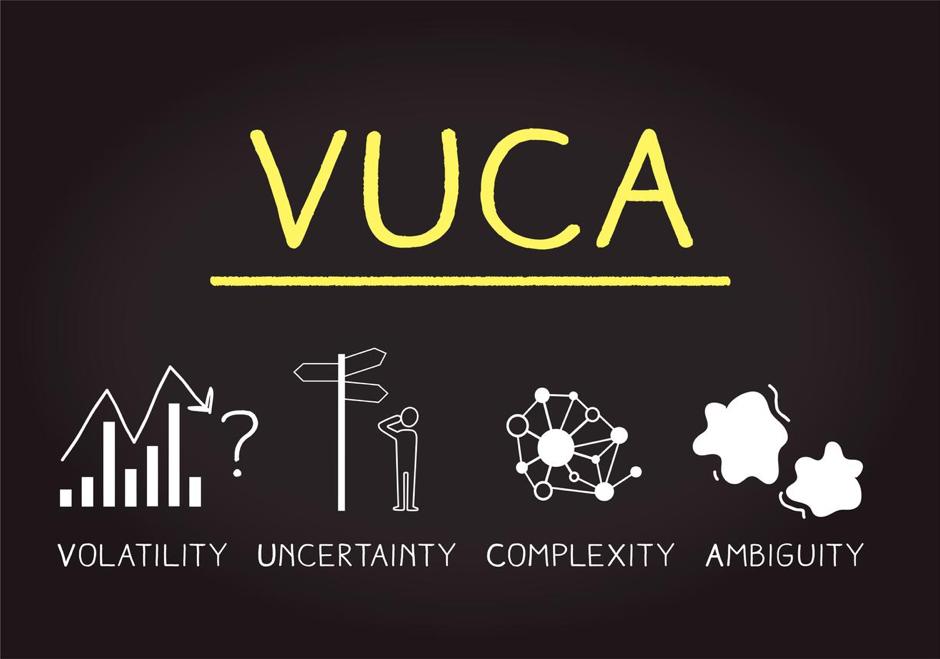 Strategi Vuca